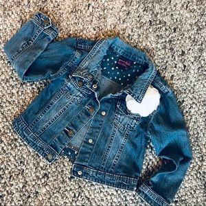 Genuine Kids by Oshkosh Girls Denim Jacket